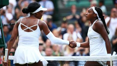 Venus Williams Knocked Out of Wimbledon 2019 Following Shock Defeat to 15-Year-Old Cori 'Coco' Gauff in First Round