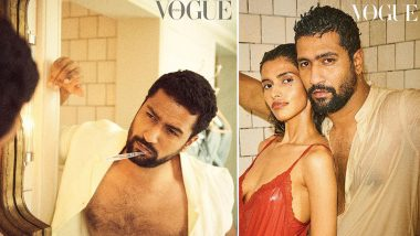 Vicky Kaushal's Dripping Wet Shower Pictures From a Latest Photoshoot are HOT!