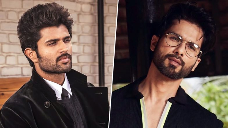Vijay Deverakonda Will Not Watch Shahid Kapoor's Kabir Singh as There's Nothing for Him to Watch it Again