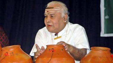 India's First Ever Grammy Winner Vikku Vinayakram Calls His 'Ghatam' As His Breath, Life and Soul