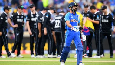 Indian Top Order Rattled By New Zealand in CWC 2019 Semi-Final Match, Fans Post Funny Memes to Mask Disappointment!