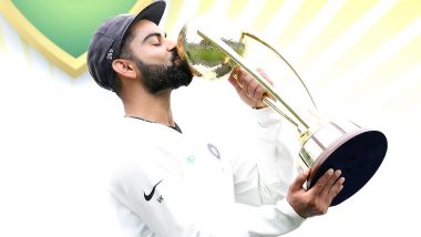Virat Kohli Excited for ICC World Test Championship, Says WTC Will Add Context to Five-Day Game
