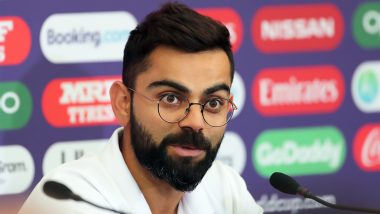 Virat Kohli Recommends young Indian players to Learn from his mistakes Ahead of India vs West Indies Series 2019