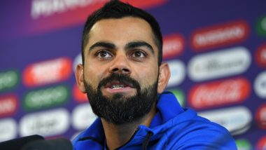 Virat Kohli Reprimanded By ICC For Inappropriate Physical Contact With Beuran Hendricks During IND vs SA 3rd T20I Match, Given One Demerit Point