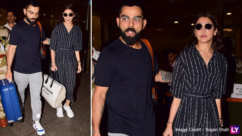 Virat Kohli-Anushka Sharma Are Back in Mumbai and We Want To Know Which Film Does the Actress Sign Next!
