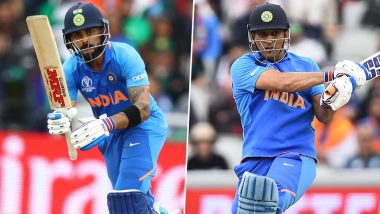 India Squad For West Indies Tour 2019 Announced: Virat Kohli To Captain Side; MS Dhoni, Hardik Pandya Rested