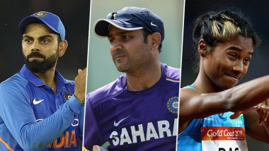 Kargil Vijay Diwas 2019: Virat Kohli, Virender Sehwag, Hima Das and Other Sportspersons Pay Tribute to Indian Soldiers