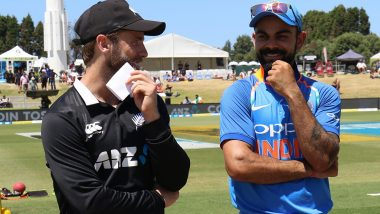 IND vs NZ, ICC CWC 2019 Semi-Finals: Virat Kohli and Kane Williamson's Mutual Admiration, A Great Lesson for Youngsters