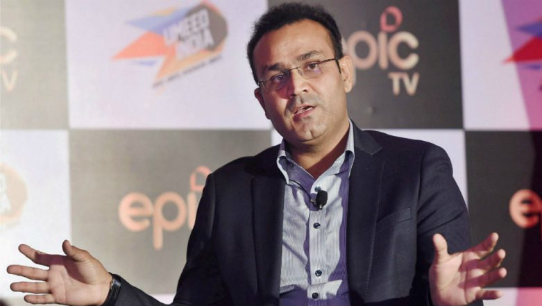 Virender Sehwag Bats for Anil Kumble to Become National Selector of Indian Cricket Team