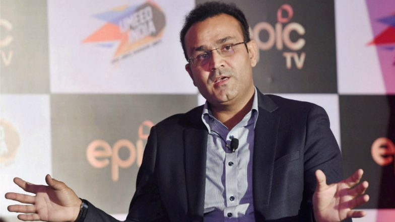 Sourav Ganguly Appointed BCCI President, 'Great Signs for Indian Cricket', Says Virender Sehwag