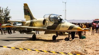 Libya Warplane of Haftar's Forces 'Lands in Tunisia'