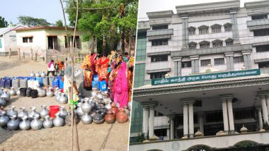Chennai Drought Forces Hospitals to Buy Water for Surgeries, Tanker Mafia Gains Momentum