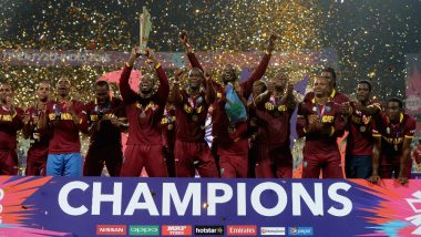 ICC T20 World Cup 2020 Dates: Host, Teams, Venues and Format of the Seventh Edition of Men's Twenty20 World Cup