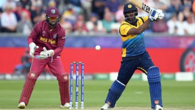 West Indies and Sri Lanka Fined For Slow Over-Rate During Their ICC Cricket World Cup 2019 Clash