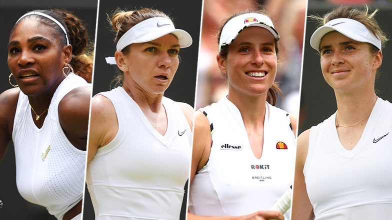Wimbledon Championships - Elina Svitolina vs Simona Halep Preview & Prediction