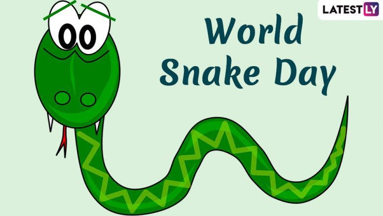 World Snake Day 2019: Amazing Serpent Facts That Are SSSimply Fang-tastic!