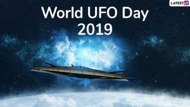 World UFO Day 2019 Date: History and Significance of Celebrating 'Existence of Aliens and Unidentified Flying Objects' in Outer Space