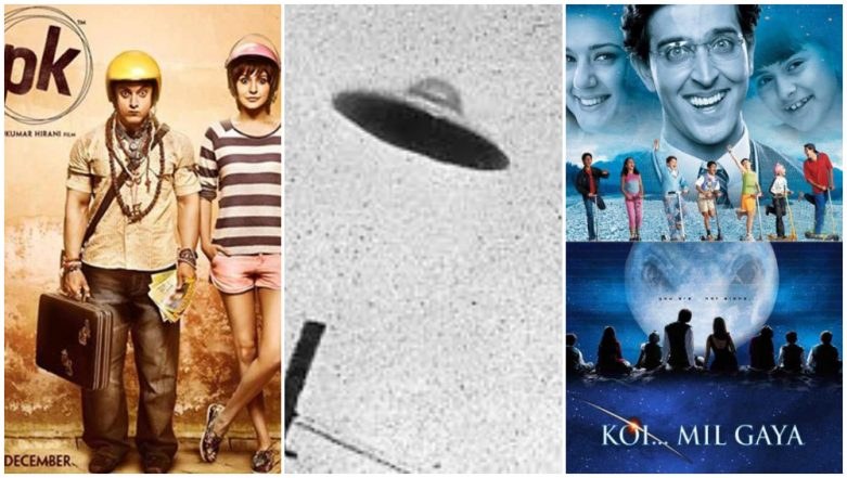 World UFO Day: When These Movies of Aamir Khan, Hrithik Roshan, Akshay Kumar Explored Aliens and Space Saucers!