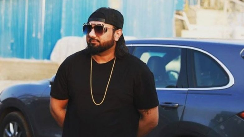 Rapper Honey Singh Booked by the Punjab Police Over Lewd Lyrics in His Song Makhna