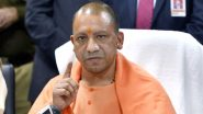 Yogi Adityanath Tests Positive for COVID-19; Uttar Pradesh CM Goes in Self Isolation