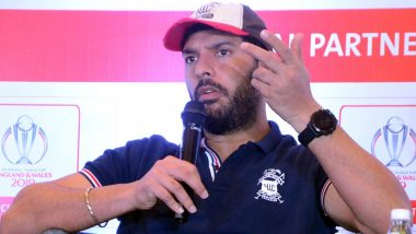 Yuvraj Singh Comes to Rishabh Pant's Rescue After Kevin Pietersen Slams His 'Pathetic' Dismissal in IND v NZ CWC 2019 Semi-Final