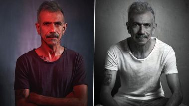 Yuzvendra Chahal Shares His Old Pictures Using FaceApp on Instagram, and It Will Make His Fans Say 'Old Is Gold'