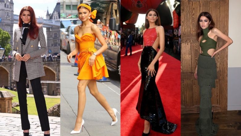 Zendaya Gets 100 Brownie Points For Being Chic And Fashionable During The Promotions Of Spider-Man: Far From Home! View Pics