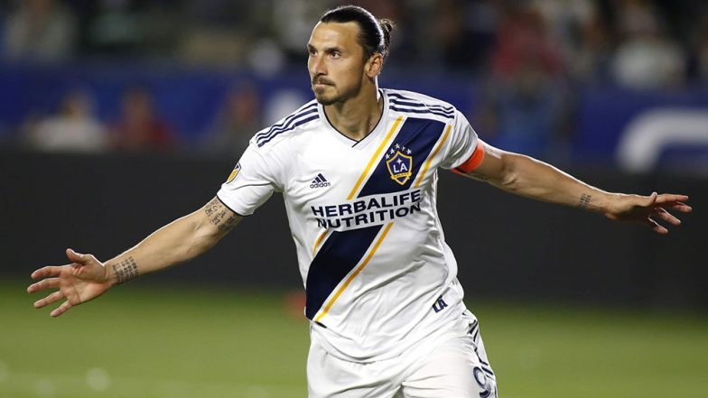 Zlatan Ibrahimovic's Double Goal Helps Los Angeles Galaxy Draw 3-3 Against LAFC