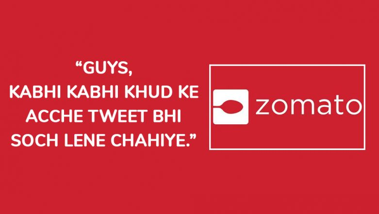 'Guys Kabhi Kabhi' Campaign for Zomato Home-Cooked Food Service Copied by YouTube India, Amazon and Others, Food App Trolls Everyone Like a Boss!
