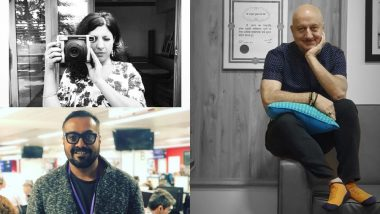 Anurag Kashyap, Zoya Akhtar, Anupam Kher Join Lady Gaga, Claire Foy For Oscars Academy's 842 New Member Invitations - View Complete List