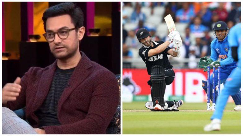 Team India OUT of World Cup 2019: Aamir Khan Pens a Heartfelt Note to Virat Kohli, While Varun Dhawan, Sonakshi Sinha Tweet Support