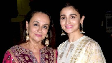Soni Razdan Recalls Being Unaware of Her Pregnancy With Alia Bhatt While Shooting for This Sridevi and Sanjay Dutt Film