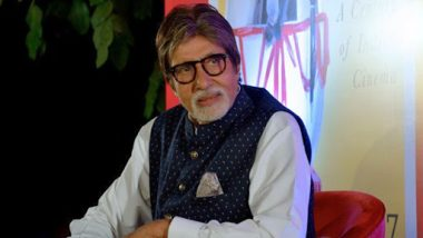Amitabh Bachchan Waterfall: Big B Shocked to Know About Sikkim Falls is Named After Him