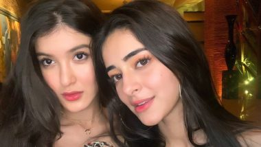 Ananya Panday Posts a Stunning Selfie With Shanaya Kapoor, Calls it 'Double Trouble', Fans Ask Where's Suhana Khan to Make it Triple Fun!