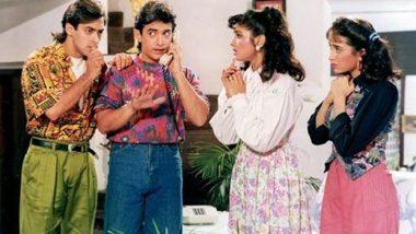 Andaz Apna Apna 2: Raveena Tandon and Karisma Kapoor to Have Special Appearance in Salman Khan-Aamir Khan's Film?