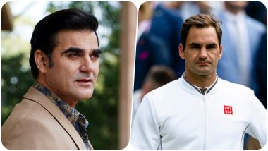 Arbaaz Khan Speaks About His Uncanny Resemblance With Roger Federer, Says 'I Would Love To Meet Him in Person'