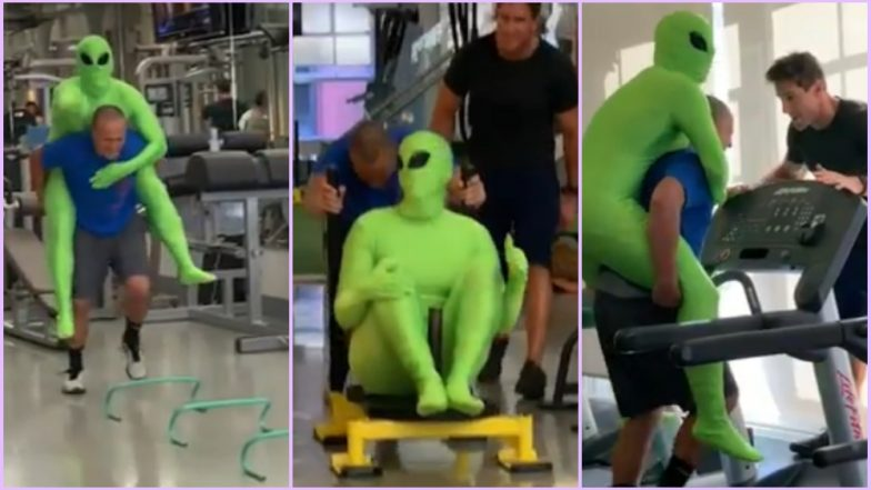 Storm Area 51 Event Training Video Goes Viral, Funny Clip Shows People Practicing How to Rescue Aliens