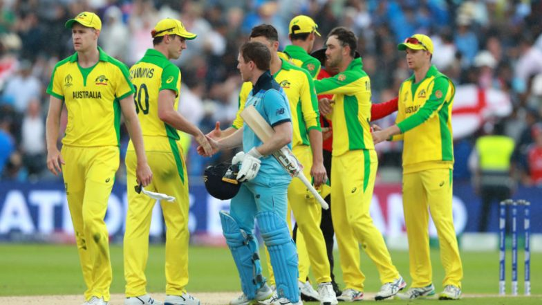 Australia vs England ICC CWC 2019 Semi-Final Stat Highlights: For the First Time After 1992, ENG Qualify for Final of World Cup