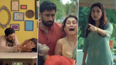 Barot House Trailer: Amit Sadh's Zee5 Original Suspense Drama Inspired By Real Events Looks Intriguing