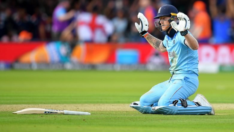 Ben Stokes Reveals He Never Asked Umpires to Cancel Four Overthrows in ICC Cricket World Cup 2019 Final As Claimed by James Anderson
