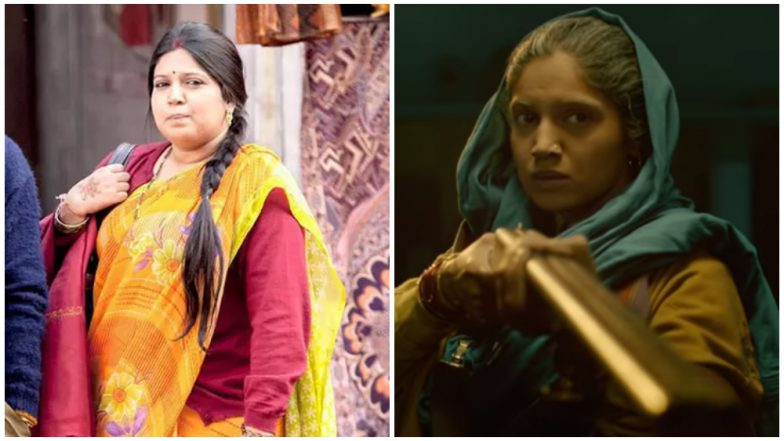 Bhumi Pednekar Birthday Special: From Dum Laga Ke Haisha to Saand Ki Aankh, the Actress is the Queen of Transformations in Bollywood (See Pics)
