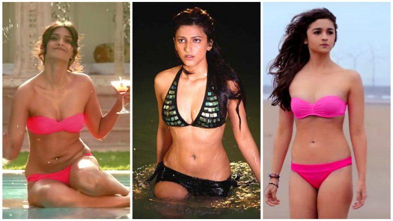 Sonam Kapoor, Alia Bhatt, Shruti Haasan – 5 of the Worst Bikini Fails in Bollywood [Watch Video]