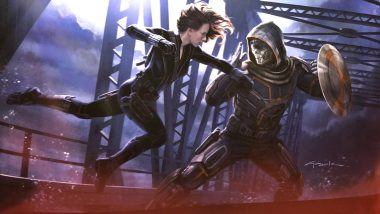 Black Widow Movie: Scarlett Johansson Caught in Full-On Action Mode With Taskmaster in This New Illustration - See Picture