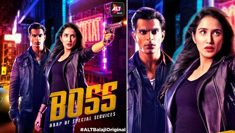 Karan Singh Grover and Sagarika Ghatge Look Badass In This New Poster of ALTBalaji's BOSS – Baap of Special Services!