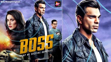 ALTBalaji's BOSS – Baap of Special Services To Not Launch on July 25, But THIS Date!