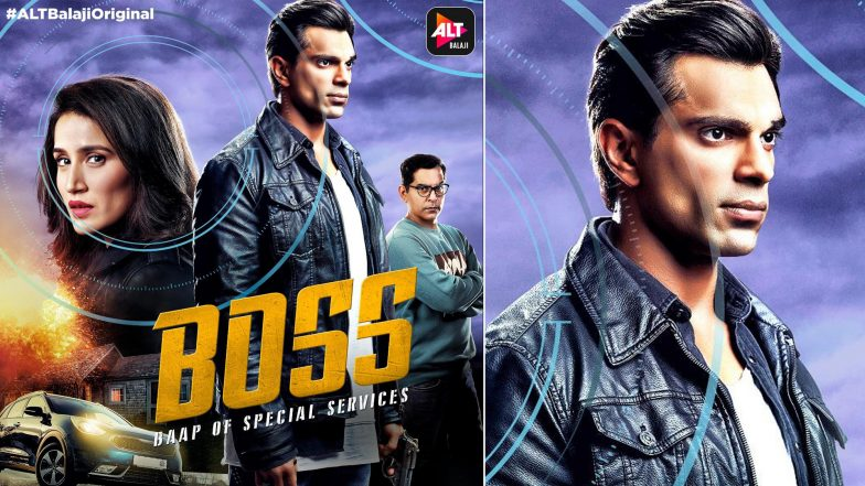 BOSS – Baap of Special Services New Poster Out Now; Sagarika Ghatge and Karan Singh Grover Look All Set To Take On The Crime World!