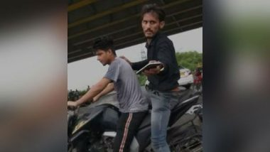Delhi Man Gives Mobile Phone Snatcher A Hard Time; Watch Video