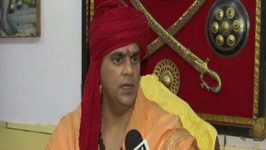 'Cow Dung, Urine and Special Yagna': Hindu Mahasabha Chief Swami Chakrapani Maharaj Suggests Bizarre Treatment for Coronavirus