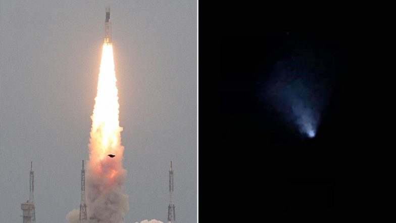 UFO or Chandrayaan 2? Australians Left Stunned After Spotting Striking Light in Evening Skies