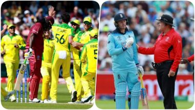 Umpiring Blunders in CWC 2019: England's Extra Run in Finals and Other Instances of Poor Umpiring in This Year's World Cup (Check Video, Pics)
